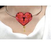 Украшение Ключ к сердцу-1