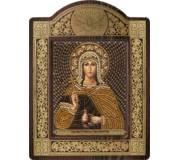 Набор для вышивки бисером в рамке-киоте Св. Мц. Фотиния Самаритянка (Светлана)
