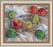 Набор для вышивки бисером Яблочное ассорти