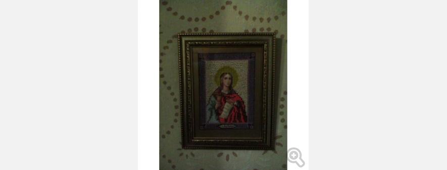 Икона Св. м. Варвара