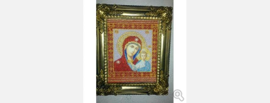 Дева Мария с младенцем
