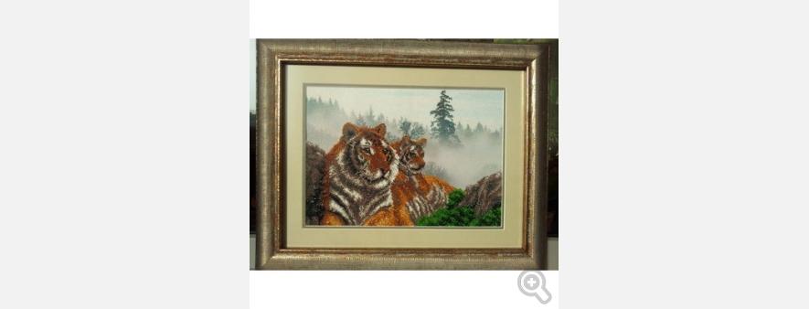 Утро в тигровой пади, Матренын посад