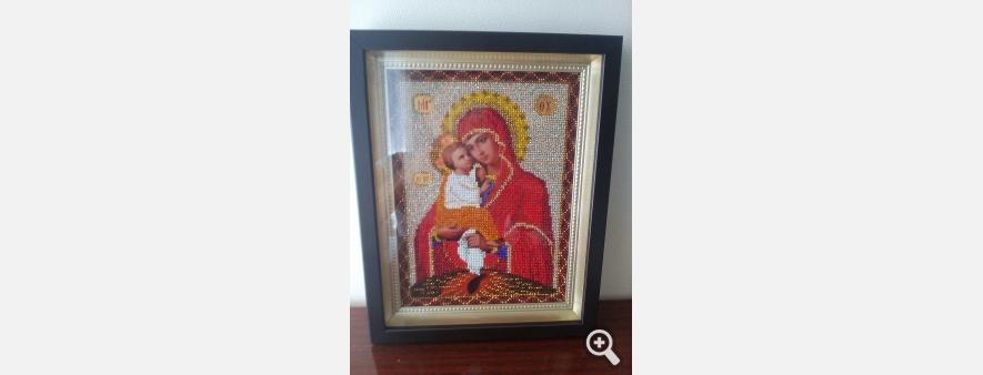 Пресвятая Богородица Почаевская