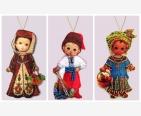 Куклы из фетра - увлекательное творчество