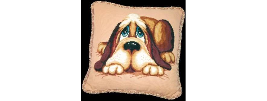 Набор для вышивания подушки: что Вы заказываете