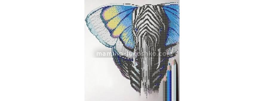 фото: картина для вышивки бисером от производителя Картины бисером