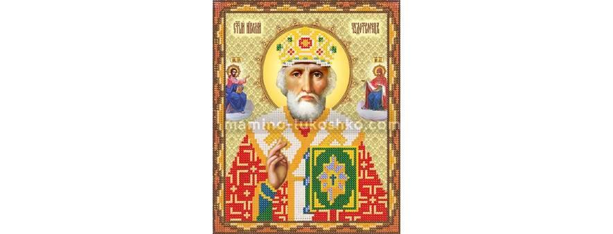 Фото икона Святитель Николай