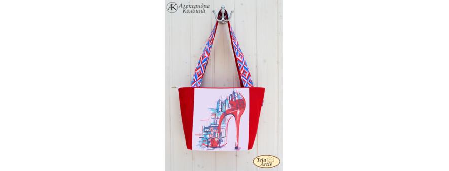 ca7e51aa3735 Пошитые сумки под вышивку Tela Artis | Интернет магазин товаров для ...
