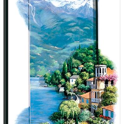 Набор папертоль Итальянские пейзажи. Сардиния