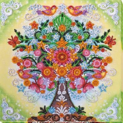 Набор для вышивки бисером Сказочное дерево