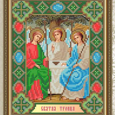 Набор в технике алмазная вышивка Святая Троица