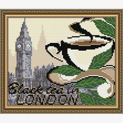 Набор в технике алмазная вышивка ...В Лондон