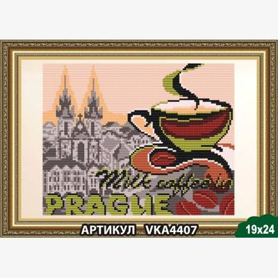 Схема для вышивки бисером ...В Праге