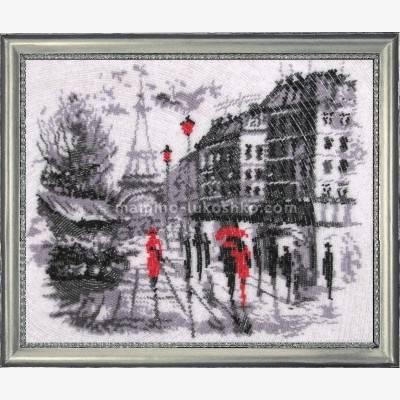 Набор для вышивки бисером Париж (по картине О. Дарчук)