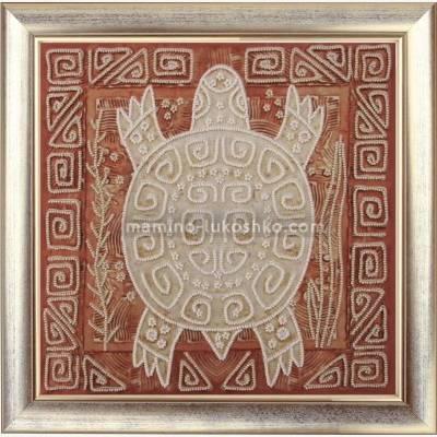 Набор для вышивки бисером Символ: Долголетие