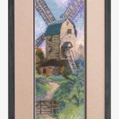 Набор для вышивки крестом Ветряная мельница