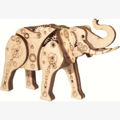 Набор-конструктор Механический слон