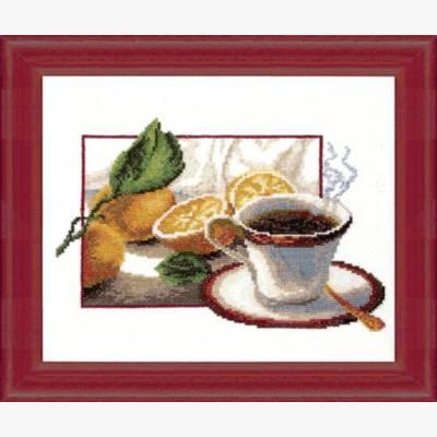 Набор для вышивки крестом Чашка кофе