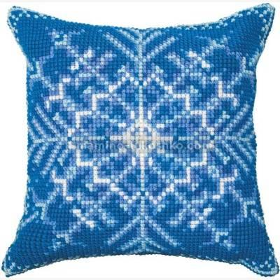 Набор для вышивки крестом: Снежинка