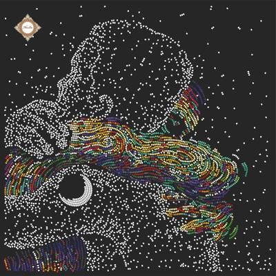 фото: картина для вышивки бисером Объятия