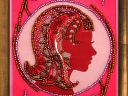 Скидка на набор для вышивки Знак Зодиака