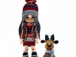 Скидка -10% на Куклу Нову
