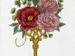 фото: картина для вышивки крестиком, ТМ Марiчка