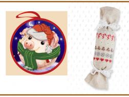 """Новогодние ёлочные игрушки от ТМ """"Марiчка"""" и Luca-S"""