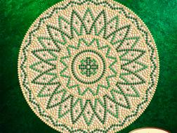 Мандала – красивая и символичная картина