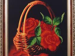 фото: картина для вышивки бисером, Запах лета