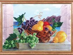 фото: картина для вышивки бисером Магия канвы Натюрморт