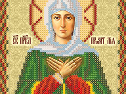 изображение: именная икона Святая Лилия