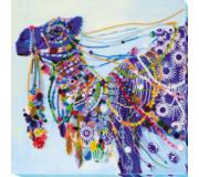 Набор для вышивки бисером Верблюд