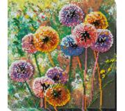 Набор для вышивки бисером Разноцветные шары