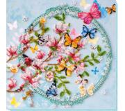 Набор для вышивки бисером Ключи от весны