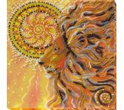 Набор для вышивки бисером Солнцелев