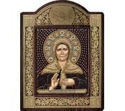 Набор для вышивки бисером в рамке-киоте Св. Блж. Матрона Московская