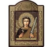 Набор для вышивки бисером в рамке-киоте Ангел Хранитель