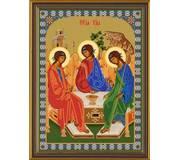 Набор для вышивки бисером Св. Троица