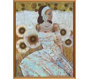 Набор для вышивки бисером Принцесса пустыни
