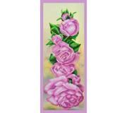 Набор для вышивки бисером Розовый аккорд