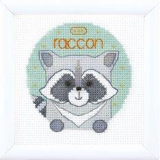 Набор для вышивки крестом Мир животных ВТ-204