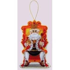 Набор для создания игрушки из фетра Царь
