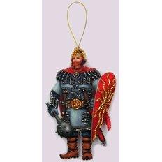Набор для создания игрушки из фетра Богатырь