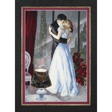 Набор для вышивки крестом Романтический вечер