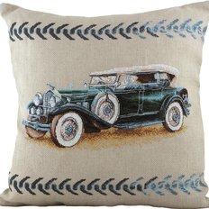 """Набор для вышивки крестом, подушка. """"Packard"""""""