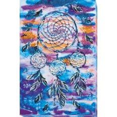 Набор для вышивки бисером Амулет ловец снов