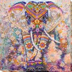 Набор для вышивки бисером Чудо Индии