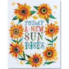 фото: картина для вышивки бисером, Маленькие солнца