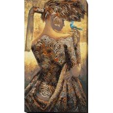 фото: картина для вышивки бисером, Мерцание дня